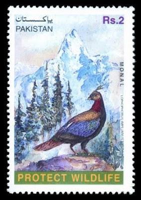 timbre poste Pakistan