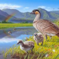 peinture de Patrick Ching